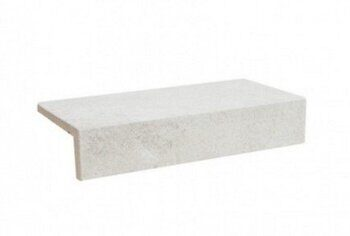 Vierteaguas Manhattan White 12x24,5